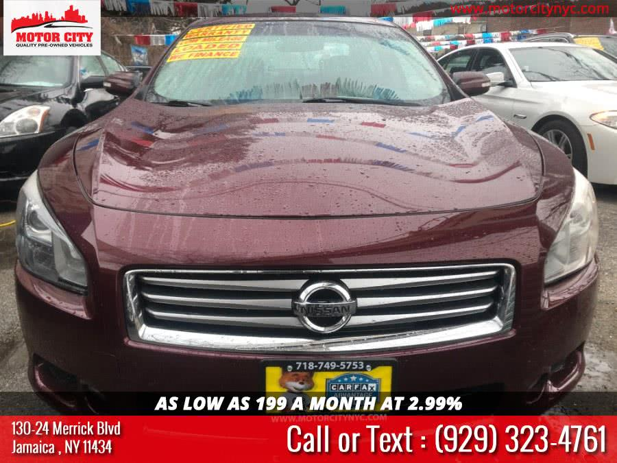 Used 2012 Nissan Maxima in Jamaica, New York | Motor City. Jamaica, New York