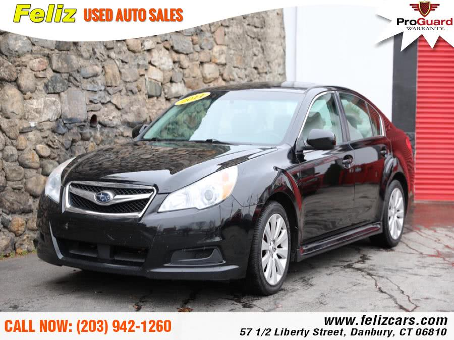 Used 2011 Subaru Legacy in Danbury, Connecticut | Feliz Used Auto Sales. Danbury, Connecticut