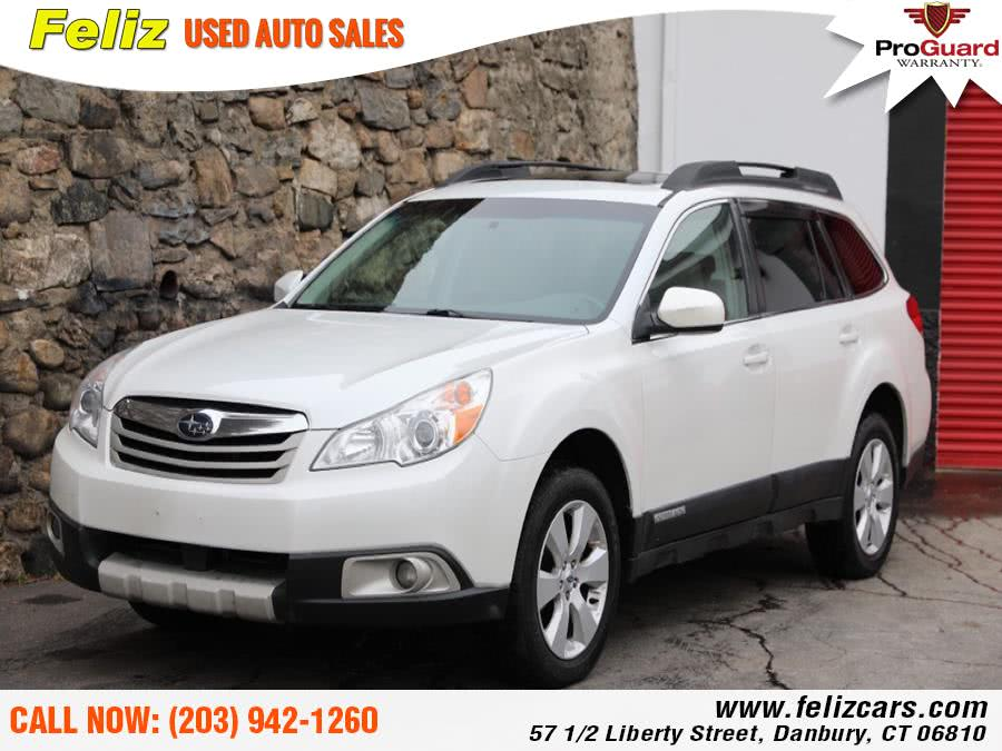 Used 2012 Subaru Outback in Danbury, Connecticut | Feliz Used Auto Sales. Danbury, Connecticut