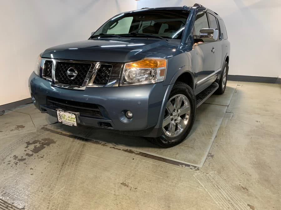 Used 2012 Nissan Armada in Lodi, New Jersey   European Auto Expo. Lodi, New Jersey