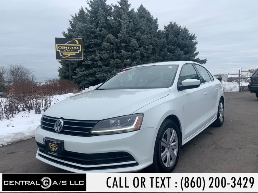 Used Volkswagen Jetta 1.4T S Auto 2017 | Central A/S LLC. East Windsor, Connecticut