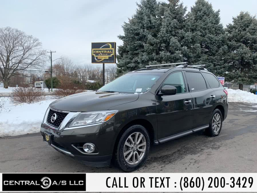 Used 2015 Nissan Pathfinder in East Windsor, Connecticut | Central A/S LLC. East Windsor, Connecticut