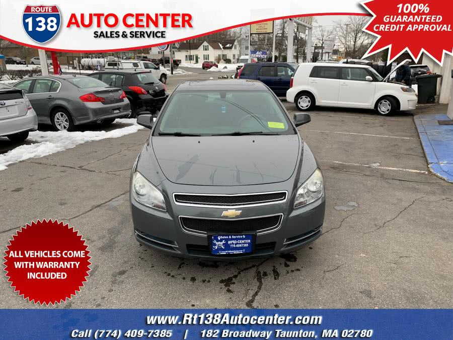 Used Chevrolet Malibu 4dr Sdn LT w/1LT 2009 | Rt 138 Auto Center Inc . Taunton, Massachusetts