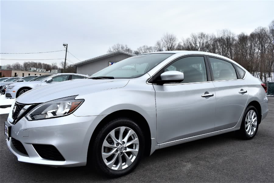 Used 2017 Nissan Sentra in Berlin, Connecticut | Tru Auto Mall. Berlin, Connecticut