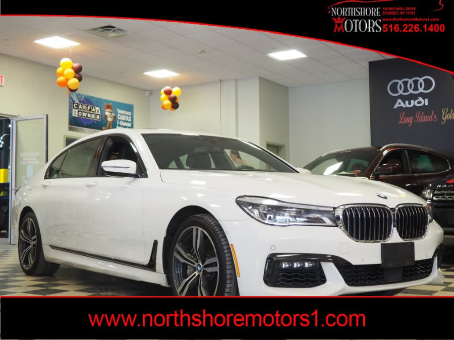 Used 2017 BMW 7 Series in Syosset , New York | Northshore Motors. Syosset , New York