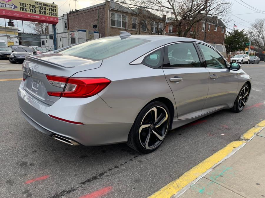 2018 Honda Accord Sedan Sport CVT, available for sale in Brooklyn, NY