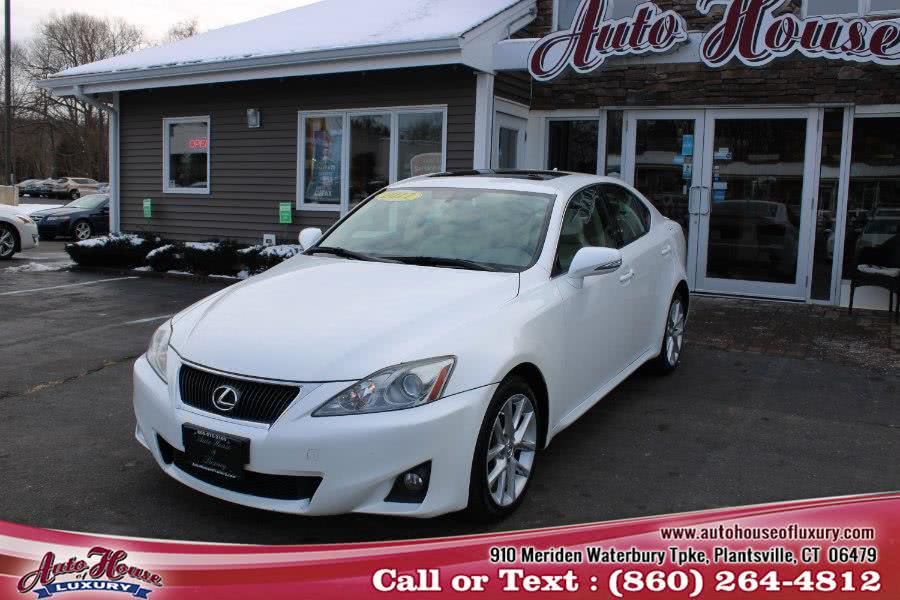 Used 2011 Lexus IS 250 in Plantsville, Connecticut | Auto House of Luxury. Plantsville, Connecticut
