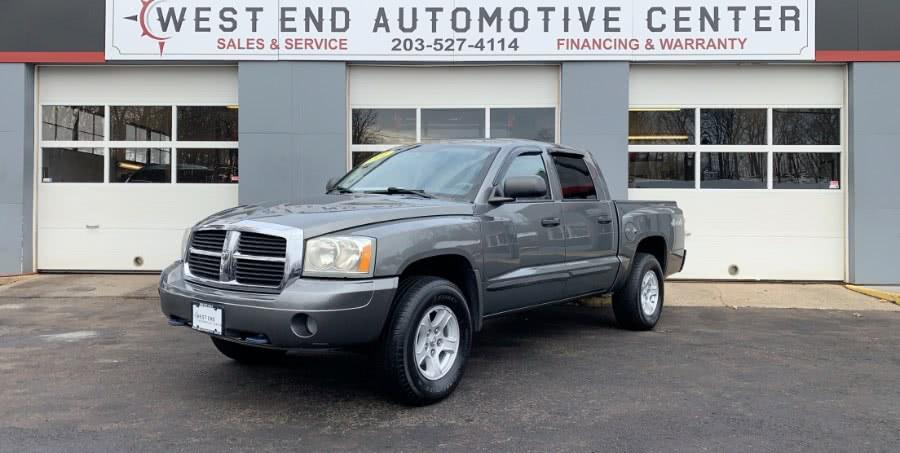 Used 2007 Dodge Dakota in Waterbury, Connecticut | West End Automotive Center. Waterbury, Connecticut