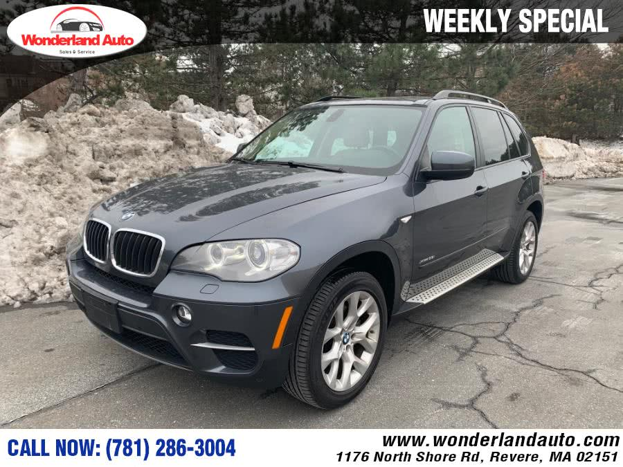 Used 2012 BMW X5 in Revere, Massachusetts | Wonderland Auto. Revere, Massachusetts