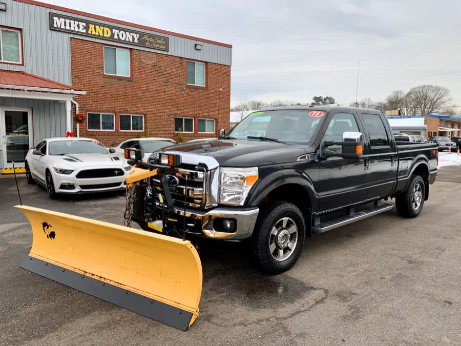Used 2011 Ford Super Duty F-250 SRW in South Windsor, Connecticut | Mike And Tony Auto Sales, Inc. South Windsor, Connecticut