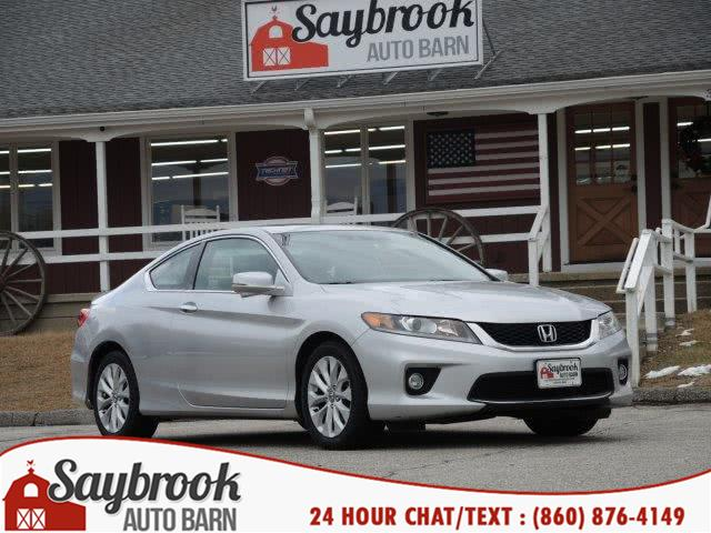 Used 2014 Honda Accord Coupe in Old Saybrook, Connecticut | Saybrook Auto Barn. Old Saybrook, Connecticut