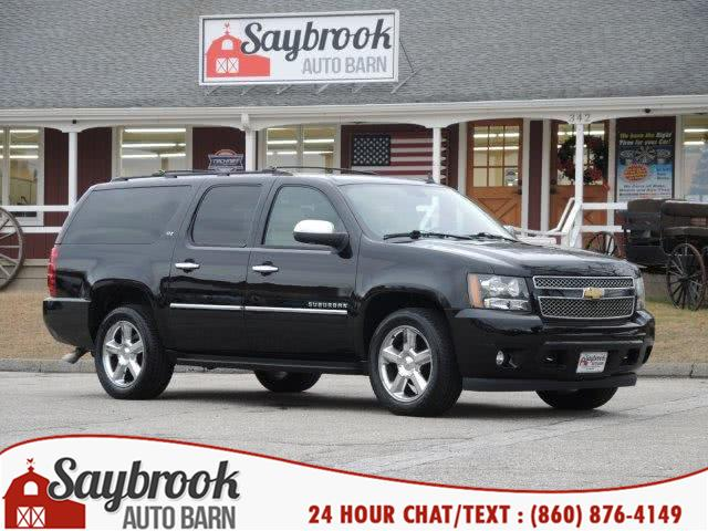 Used 2013 Chevrolet Suburban in Old Saybrook, Connecticut   Saybrook Auto Barn. Old Saybrook, Connecticut