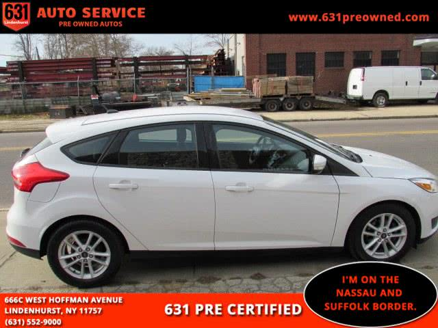 2015 Ford Focus 5dr HB SE, available for sale in Lindenhurst, New York | 631 Auto Service. Lindenhurst, New York