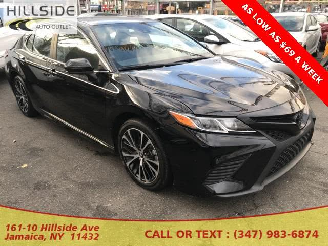 Used 2019 Toyota Camry in Jamaica, New York | Hillside Auto Outlet. Jamaica, New York