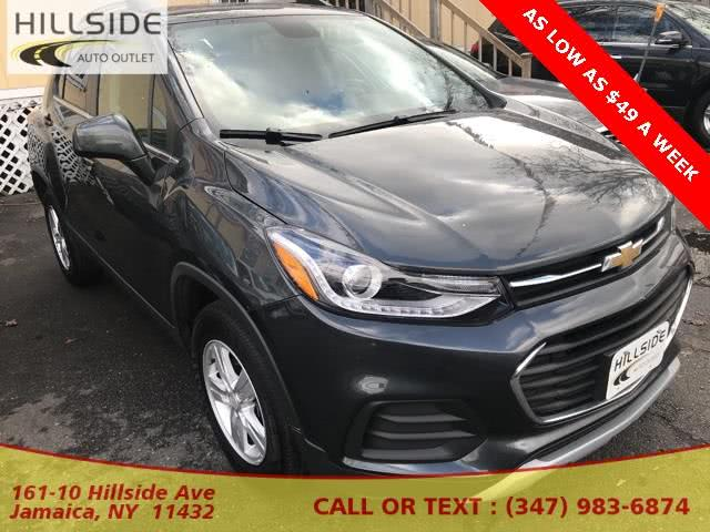 Used 2017 Chevrolet Trax in Jamaica, New York | Hillside Auto Outlet. Jamaica, New York