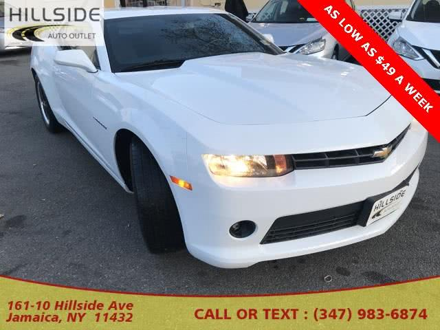 Used Chevrolet Camaro 1LT 2014 | Hillside Auto Outlet. Jamaica, New York