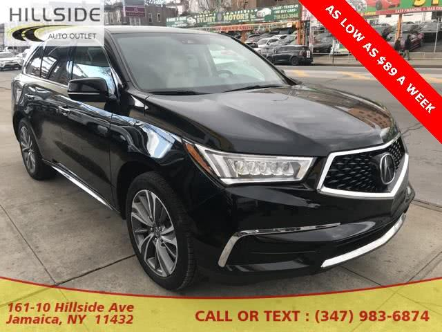 Used 2017 Acura Mdx in Jamaica, New York | Hillside Auto Outlet. Jamaica, New York
