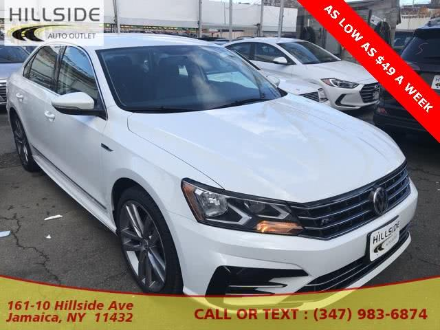Used 2017 Volkswagen Passat in Jamaica, New York | Hillside Auto Outlet. Jamaica, New York
