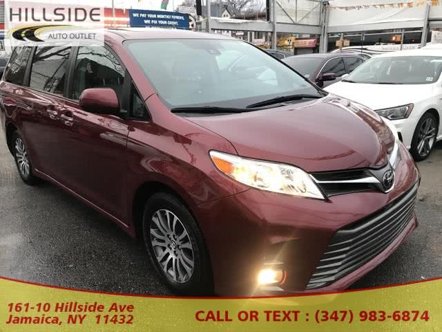 Used 2018 Toyota Sienna in Jamaica, New York | Hillside Auto Outlet. Jamaica, New York