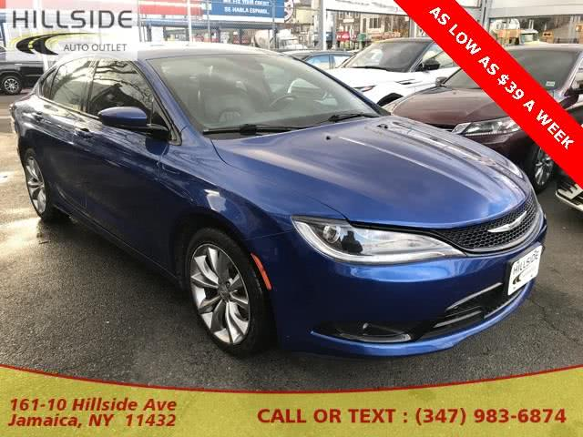 Used Chrysler 200 S 2015 | Hillside Auto Outlet. Jamaica, New York