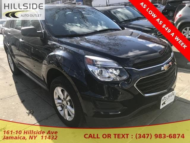 Used 2017 Chevrolet Equinox in Jamaica, New York | Hillside Auto Outlet. Jamaica, New York