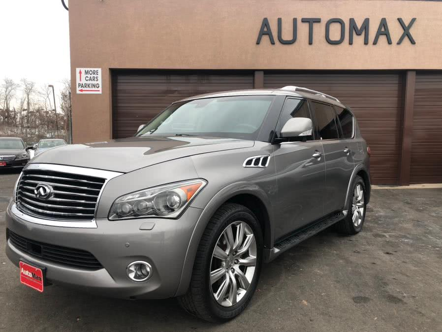 Used 2012 Infiniti QX56 in West Hartford, Connecticut | AutoMax. West Hartford, Connecticut