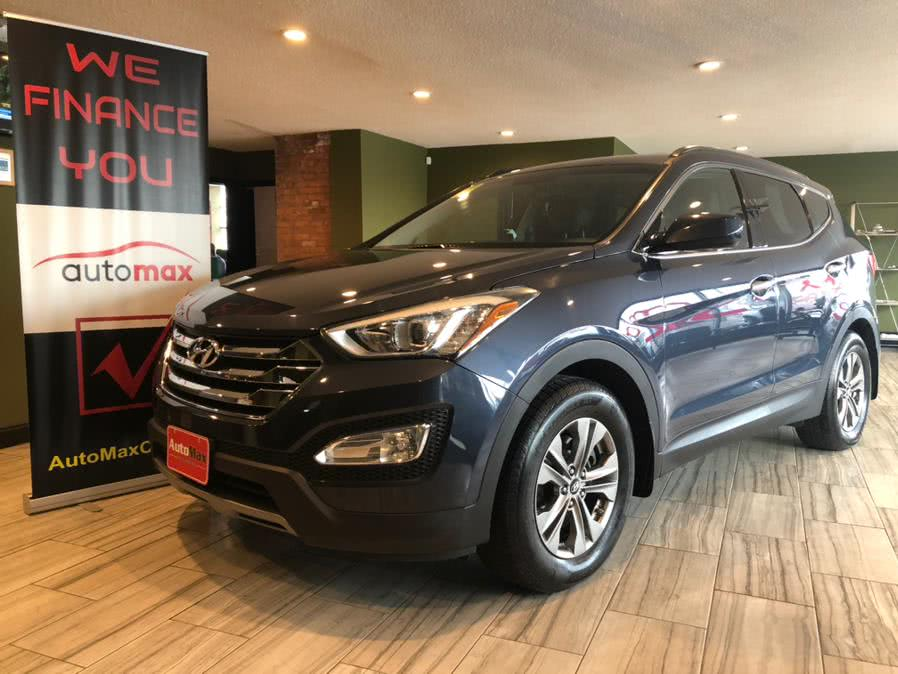 Used 2014 Hyundai Santa Fe Sport in West Hartford, Connecticut | AutoMax. West Hartford, Connecticut
