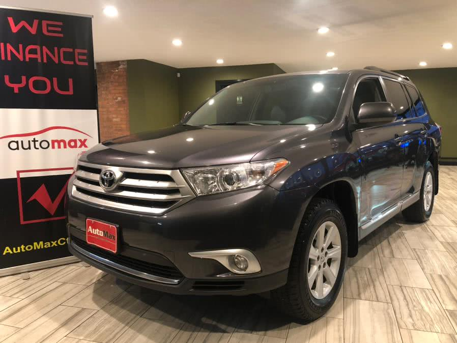Used 2013 Toyota Highlander in West Hartford, Connecticut | AutoMax. West Hartford, Connecticut