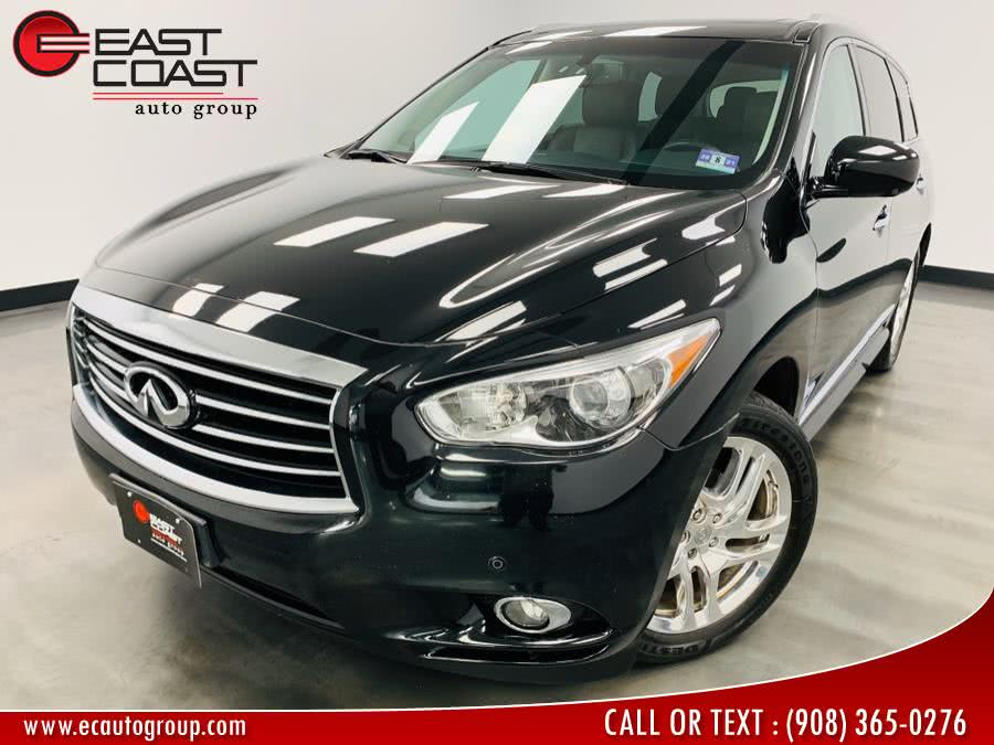 Used 2013 Infiniti JX35 in Linden, New Jersey | East Coast Auto Group. Linden, New Jersey