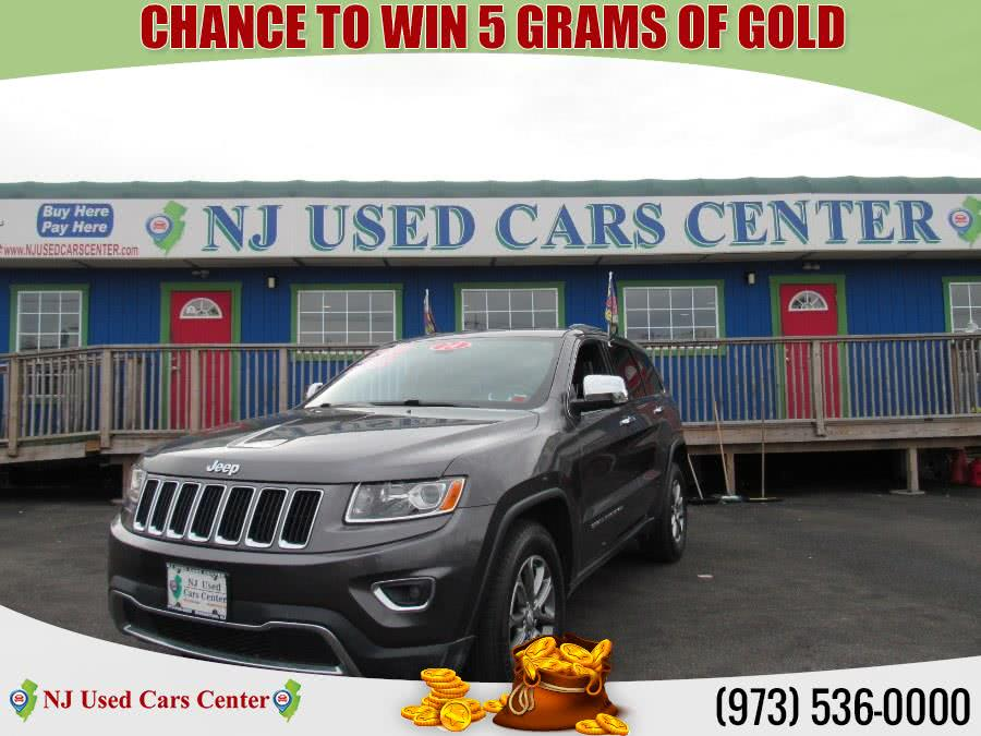 Used 2014 Jeep Grand Cherokee in Irvington, New Jersey | NJ Used Cars Center. Irvington, New Jersey