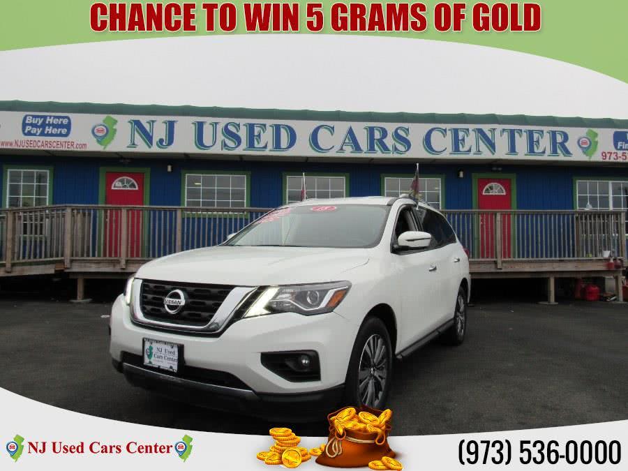 Used 2018 Nissan Pathfinder in Irvington, New Jersey | NJ Used Cars Center. Irvington, New Jersey