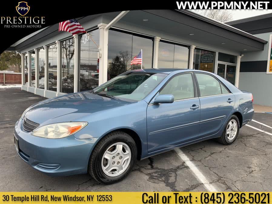 Used 2003 Toyota Camry in New Windsor, New York | Prestige Pre-Owned Motors Inc. New Windsor, New York