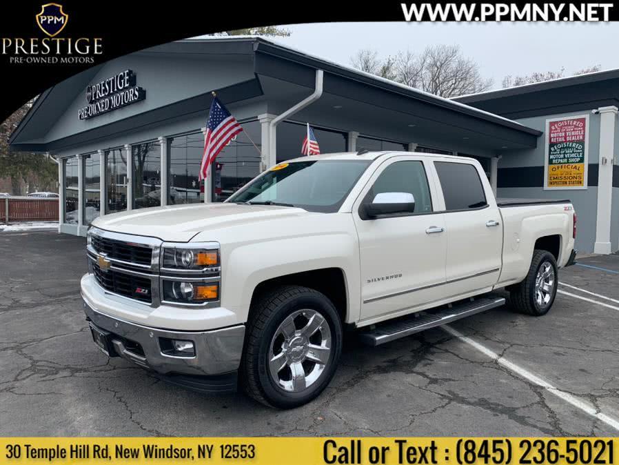 Used 2014 Chevrolet Silverado 1500 in New Windsor, New York | Prestige Pre-Owned Motors Inc. New Windsor, New York