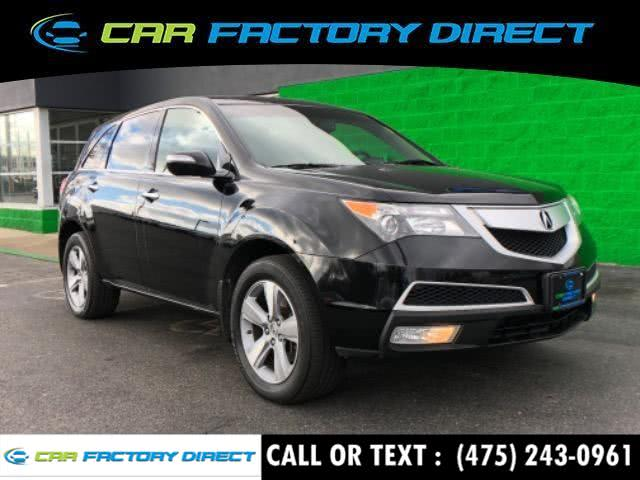 Used Acura Mdx awd 2013 | Car Factory Direct. Milford, Connecticut