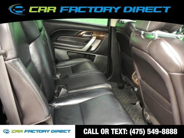 2013 Acura Mdx awd, available for sale in Milford, Connecticut   Car Factory Direct. Milford, Connecticut