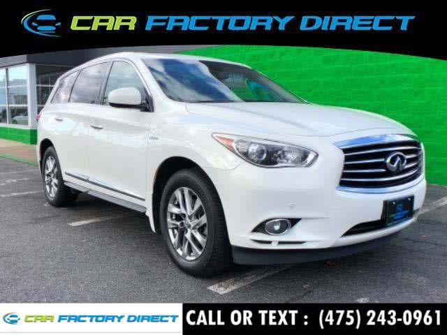 Used 2014 Infiniti Qx60 in Milford, Connecticut | Car Factory Direct. Milford, Connecticut