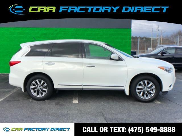 2014 Infiniti Qx60 Hybrid Navigation awd, available for sale in Milford, Connecticut | Car Factory Direct. Milford, Connecticut