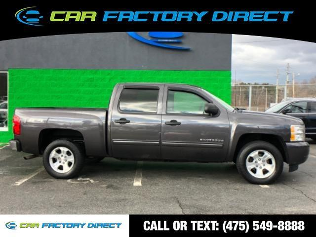 2011 Chevrolet Silverado 1500 LS 4x4, available for sale in Milford, Connecticut | Car Factory Direct. Milford, Connecticut