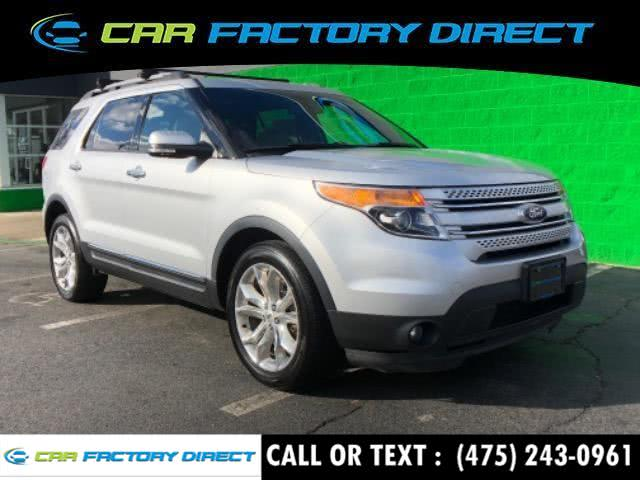Used 2014 Ford Explorer in Milford, Connecticut | Car Factory Direct. Milford, Connecticut