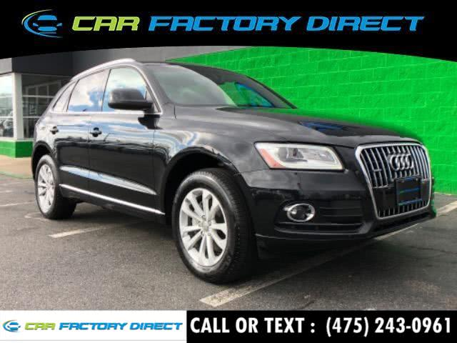Used 2014 Audi Q5 in Milford, Connecticut | Car Factory Direct. Milford, Connecticut