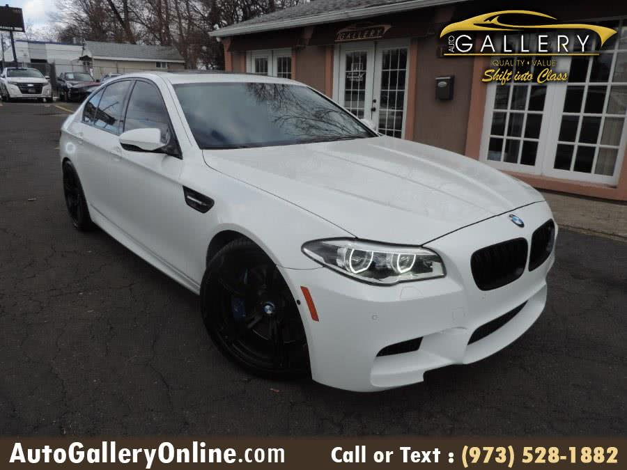 Used 2016 BMW M5 in Lodi, New Jersey | Auto Gallery. Lodi, New Jersey