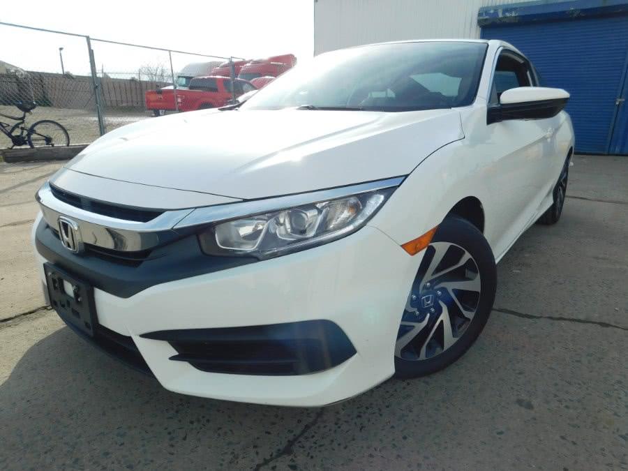 Used Honda Civic Coupe 2dr CVT LX 2016 | Supreme Motor Sport. Elizabeth, New Jersey