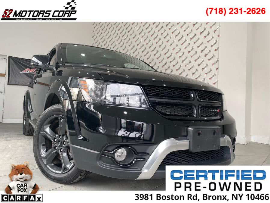 Used Dodge Journey Crossroad AWD 2018 | 52Motors Corp. Woodside, New York