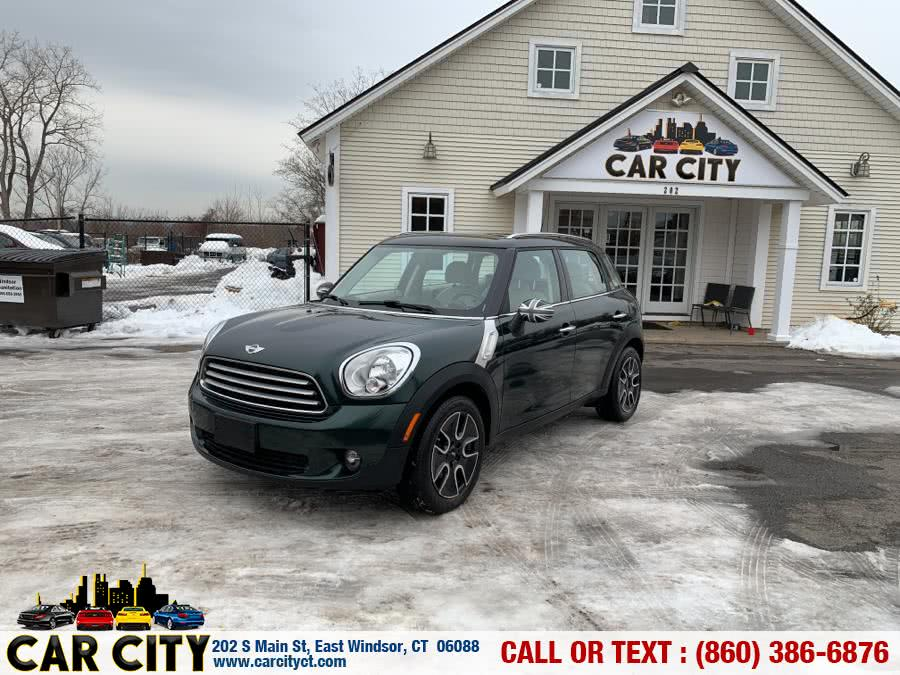 Used 2012 MINI Cooper Countryman in East Windsor, Connecticut | Car City LLC. East Windsor, Connecticut