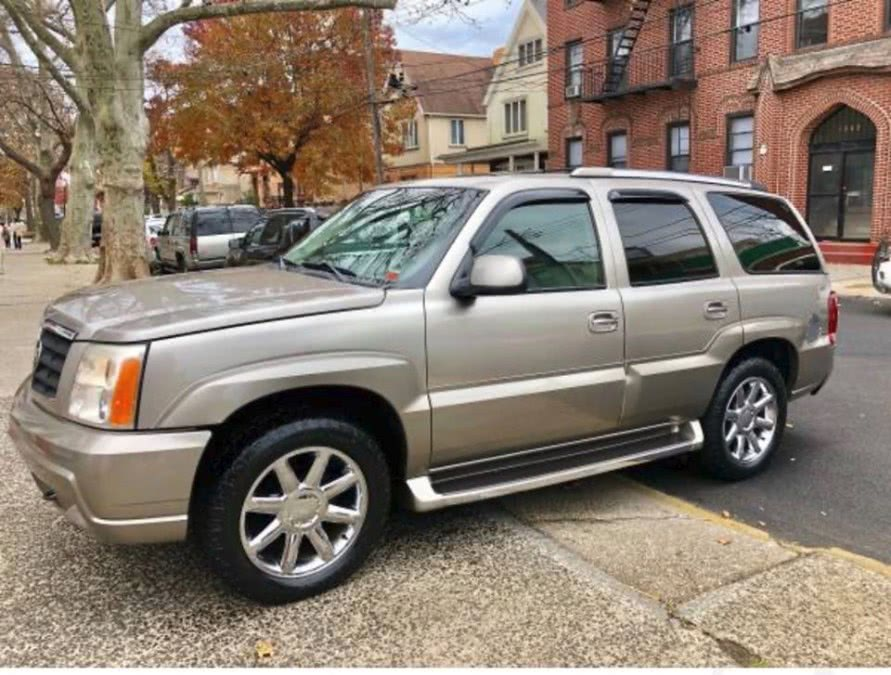 Used Cadillac Escalade 4dr AWD 2002 | Wide World Inc. Brooklyn, New York