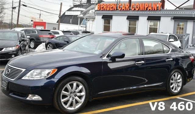 Used 2008 Lexus Ls in Lodi, New Jersey | Bergen Car Company Inc. Lodi, New Jersey