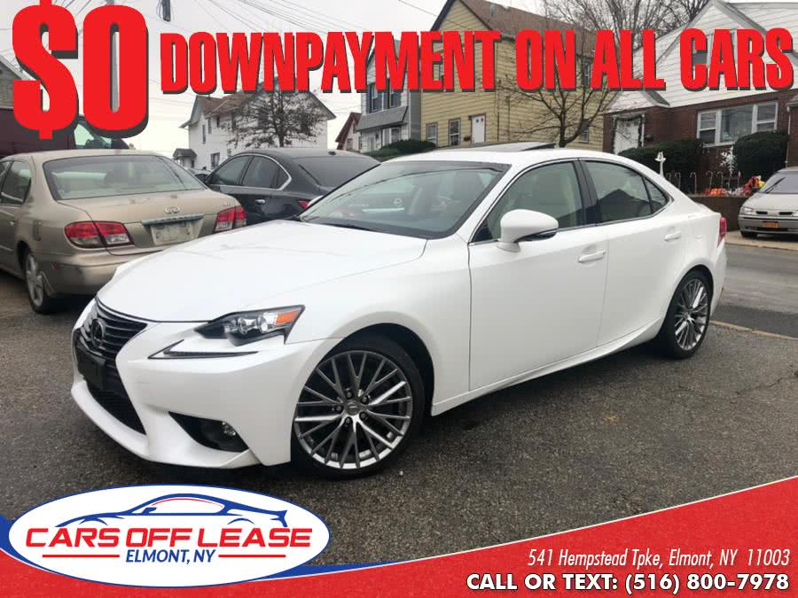Used 2016 Lexus IS 300 in Elmont, New York | Cars Off Lease . Elmont, New York
