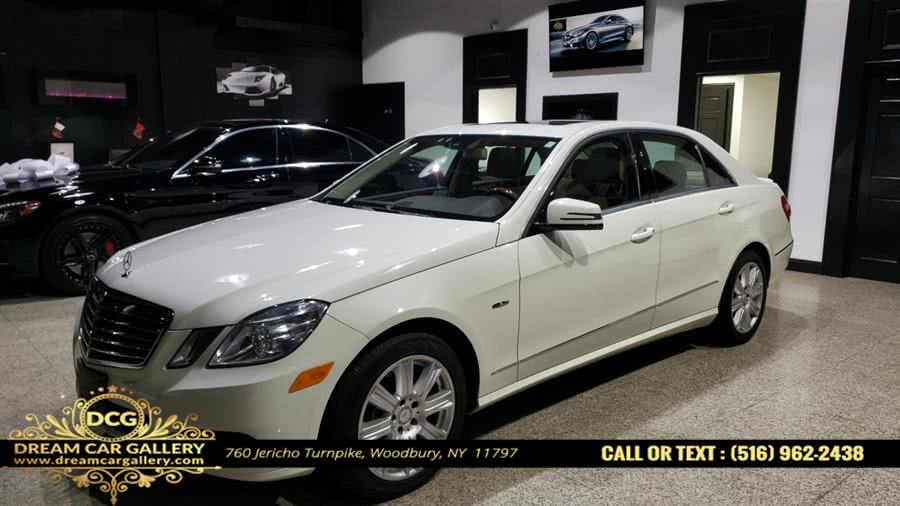 Used 2012 Mercedes-Benz E-Class in Woodbury, New York | Dream Car Gallery. Woodbury, New York