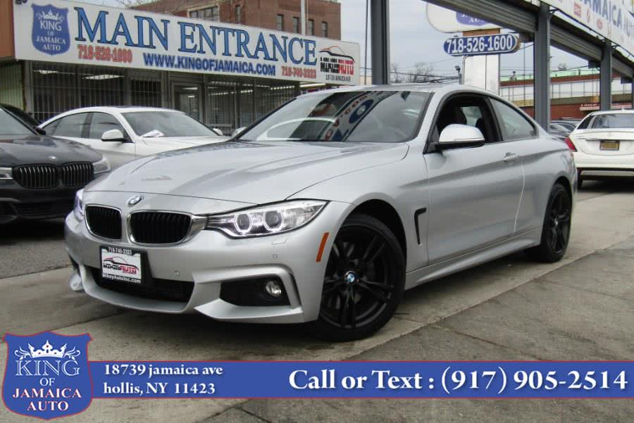 Used 2016 BMW 4 Series in Hollis, New York | King of Jamaica Auto Inc. Hollis, New York