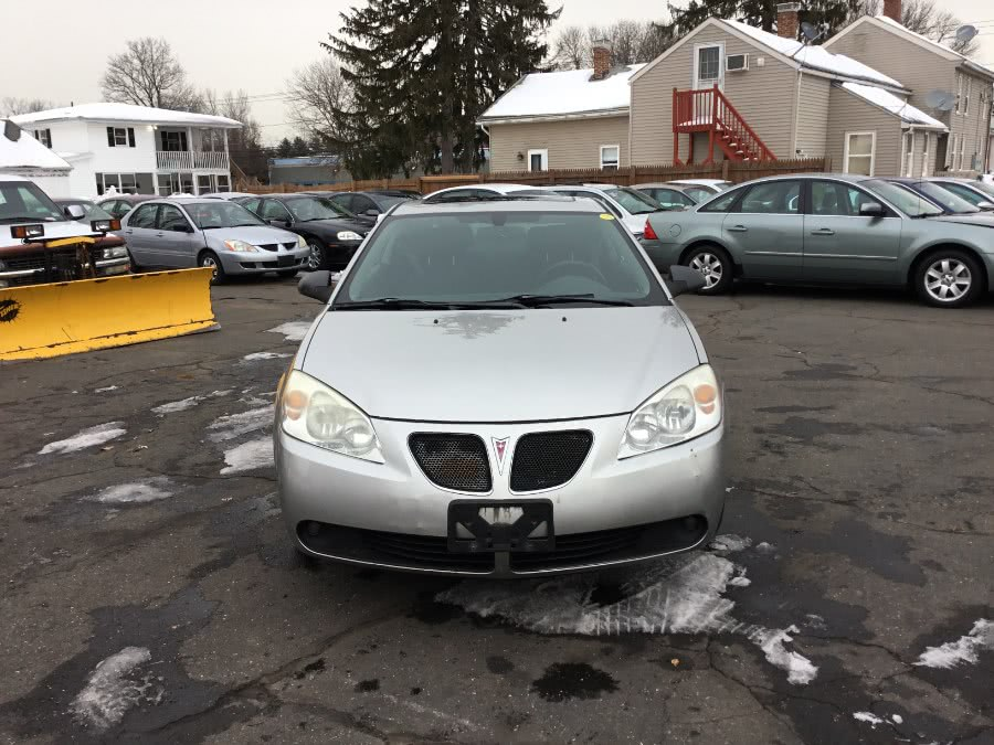 Used 2006 Pontiac G6 in East Windsor, Connecticut | CT Car Co LLC. East Windsor, Connecticut